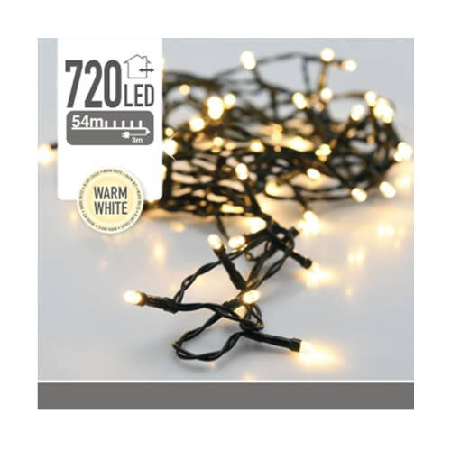 Kerstverlichting 720 LED