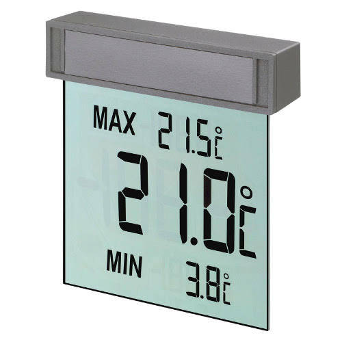 Thermometer vision