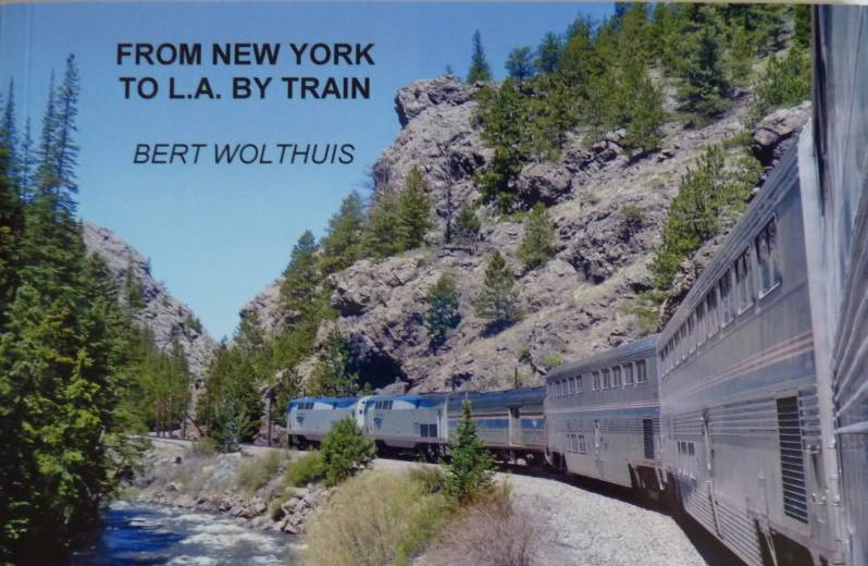 FROM NEW YORK TO L.A. BY TRAIN