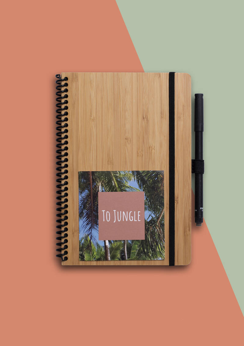 To Jungle Oneindig Notitieboek