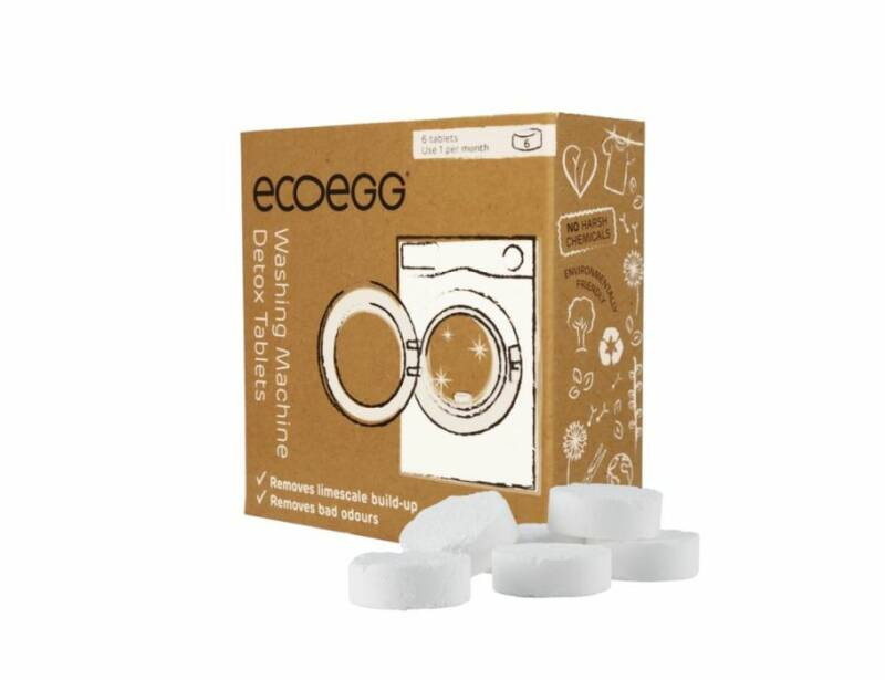 Eco Egg Wasmachine Reinigings Tabletten