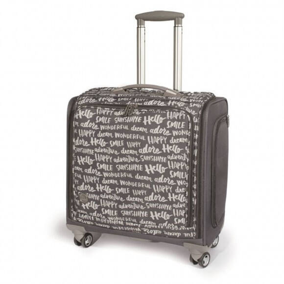 Crafter's Trolley Bag Charcoal