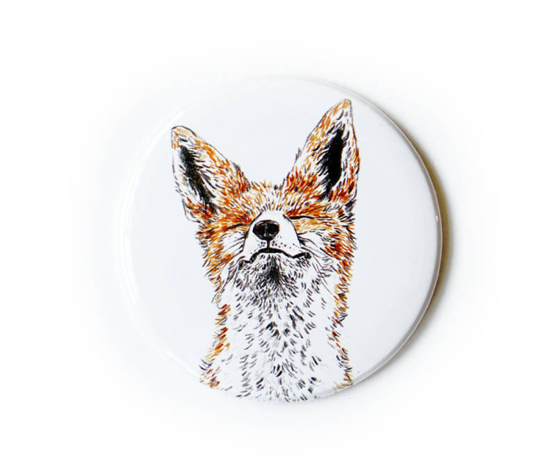 Badge, Fox