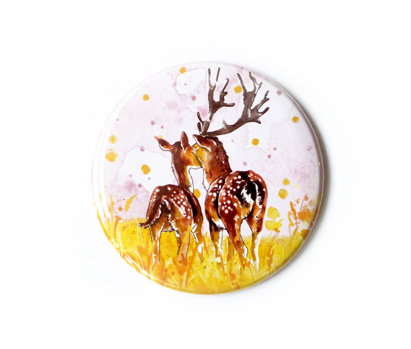 Badge - My Deer