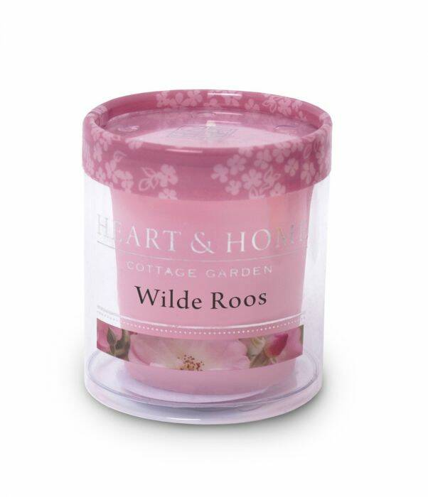 Heart & Home - wilde roos Votive