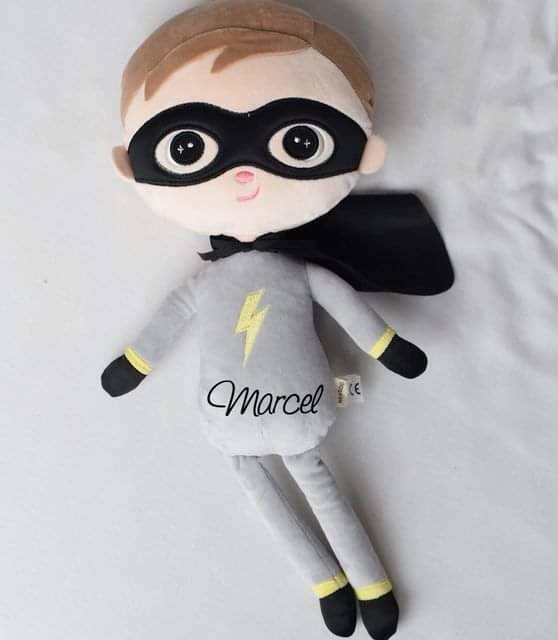 Superboy doll XL