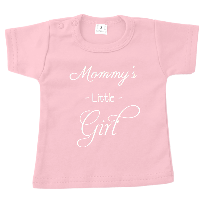 Shirt - Mommy's little girl