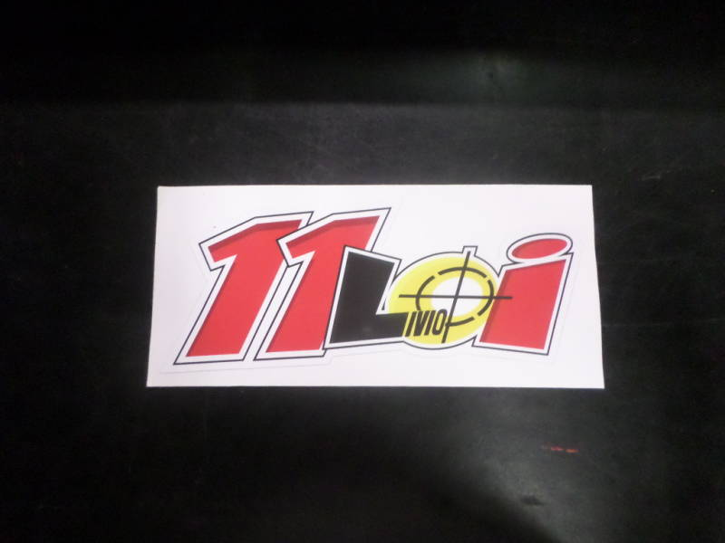 """Loi11"" Sticker Big"