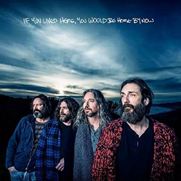 Chris Robinson Brotherhood -  If You Lived Here, You Would Be Home By Now LP