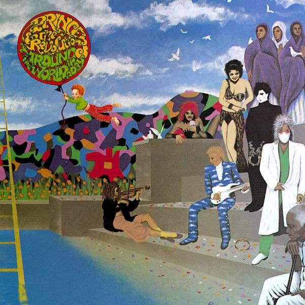 Prince - Around The World In A Day (140g) LP