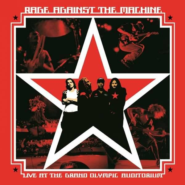 Rage Against The Machine - Live At The Grand Olympic Auditorium (180g) 2 X LP