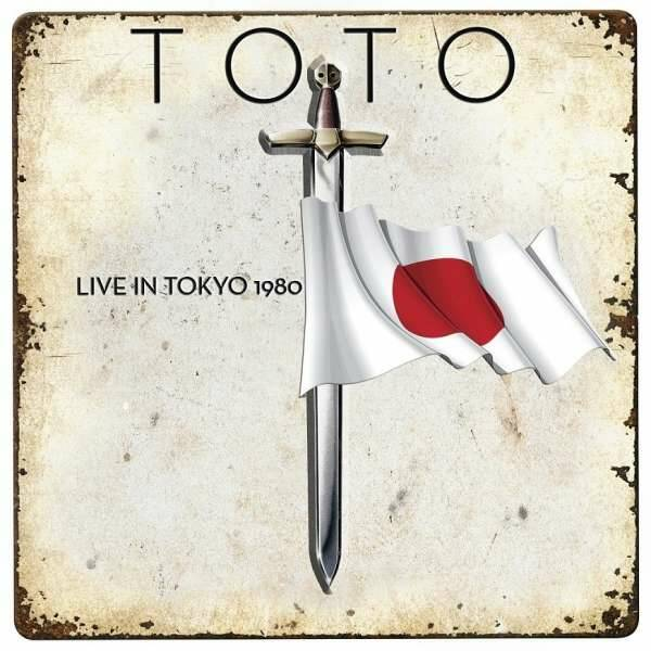 Toto - Live In Tokyo 1980 (Record Store Day - Red Vinyl) LP