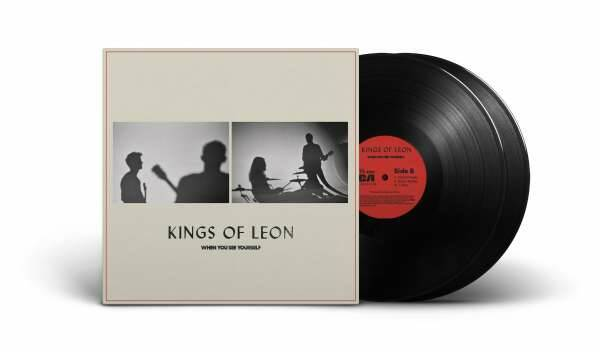 Kings Of Leon - When You See Yourself  Dubbel LP