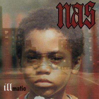 Nas - Illmatic (Limited Edition) (Clear Vinyl) LP