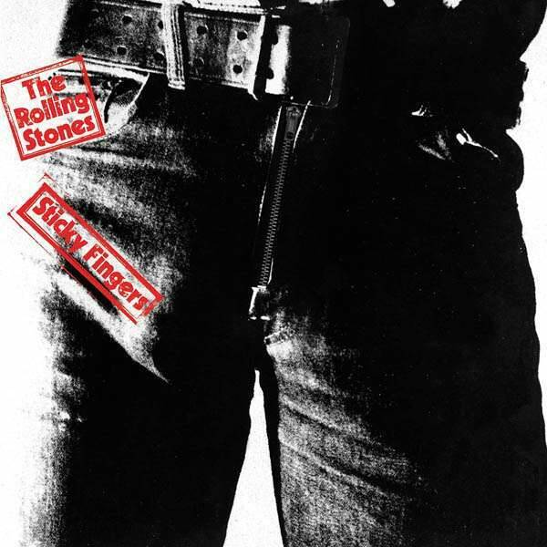 The Rolling Stones - Sticky Fingers (remastered) (180g) (Half Speed Master) 1XLP