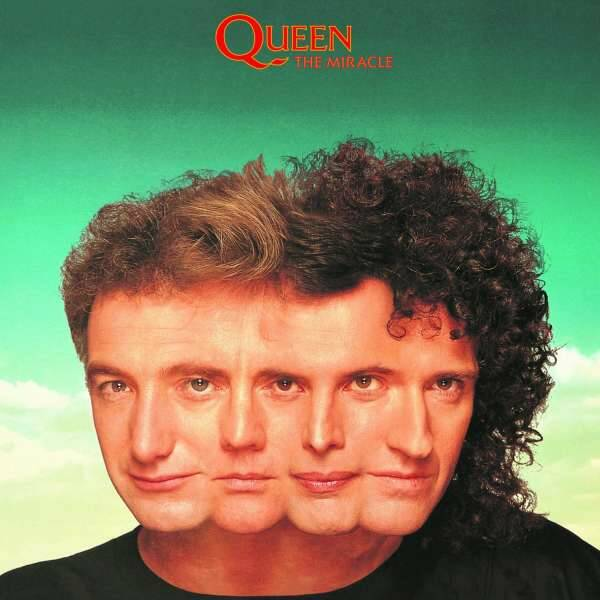 Queen - The Miracle (180g) (Limited Edition) (Black Vinyl) LP