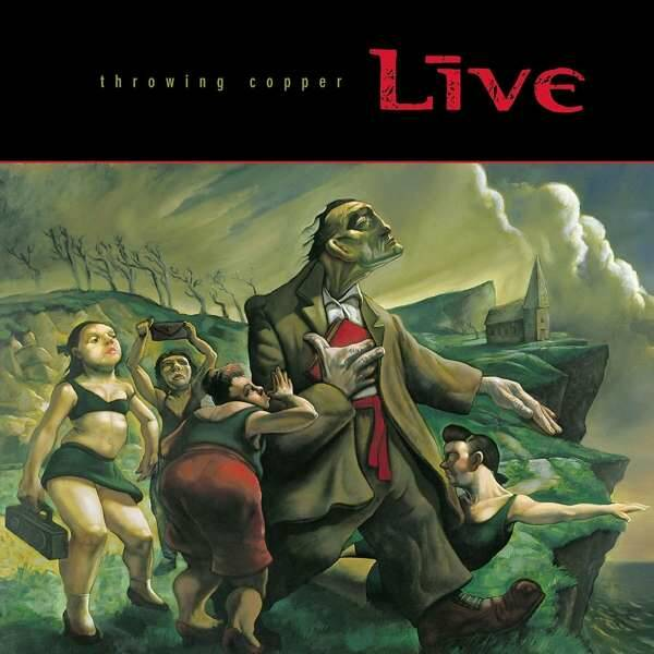 Throwing Copper (25th Anniversary Edition) (180g)  2 X LP