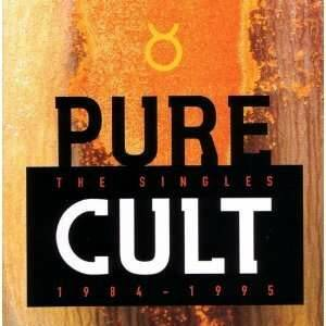 The Cult - Pure Cult  The Singles 1984/1995 2 LP