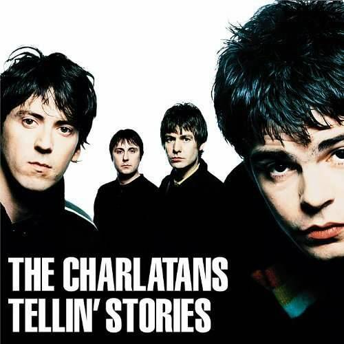 The Charlatans (Brit-Pop) - Tellin' Stories - Expanded 2 X LP