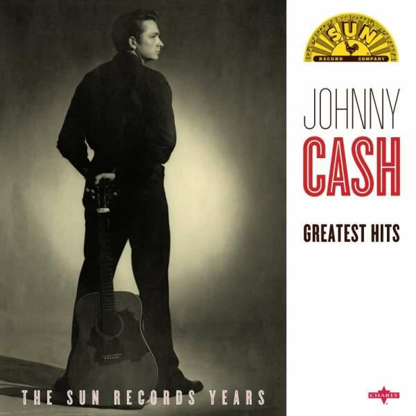 Johnny Cash - Greatest Hits (Limited Edition) LP