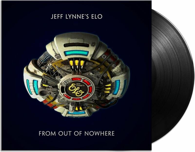Jeff Lynne's ELO From Out Of Nowhere 1 X LP