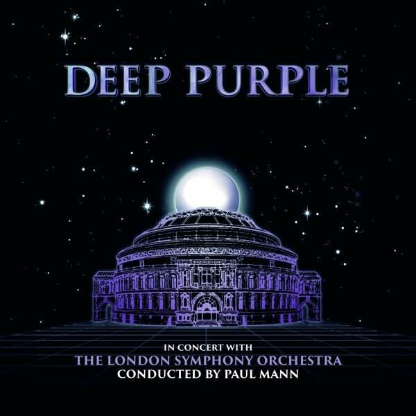 Deep Purple - Live At The Royal Albert Hall (180g) (Limited-Edition) LP