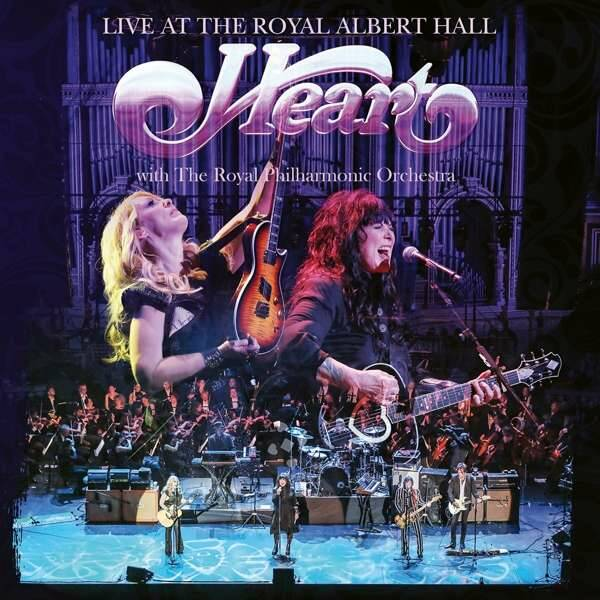 Heart - Live At The Royal Albert Hall (180g) (Limited Edition) 2 x LP