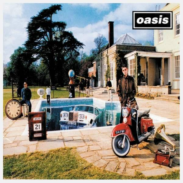 Oasis - Be Here Now (remastered) (180g) 2 X LP