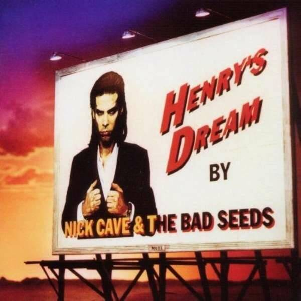 Nick Cave & The Bad Seeds - Henry's Dream (180g) 1 x LP
