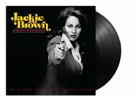 Jackie Brown - Music from the Motion Picture LP