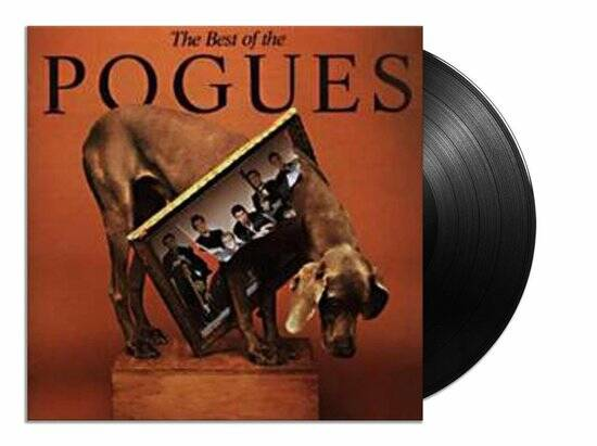 The Pogues The Best Of The Pogues 1 X LP