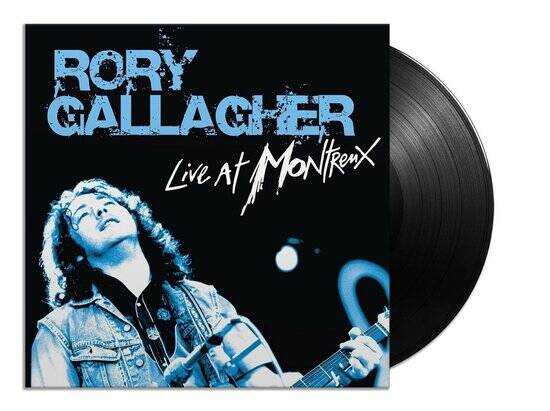 Rory Gallagher - Live At Montreux LP