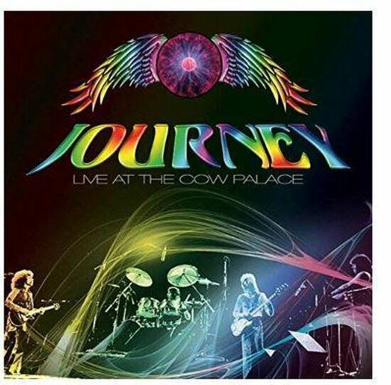 Journey - Live At The Cow Palace LP