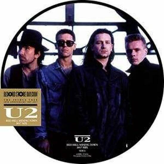 U2 - Red Hill Mining Town (picture disc) LP