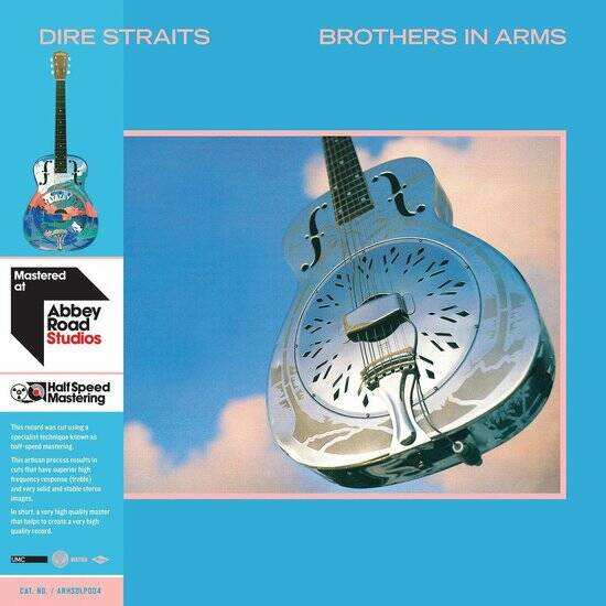 Dire Straits Brothers In Arms 2 X LP