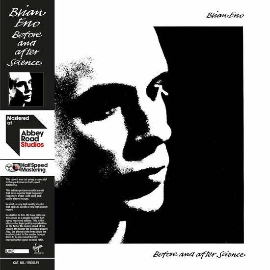 Brian Eno - Before And After Science LP