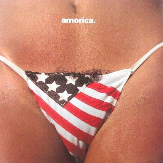 The Black Crowes - Amorica LP
