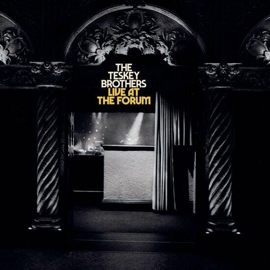 The Teskey Brothers - Live At The Forum LP