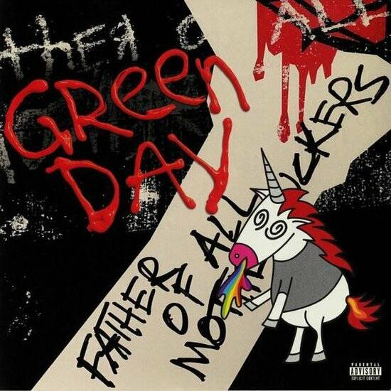 Green Day - Father Of All... (Coloured Vinyl) LP