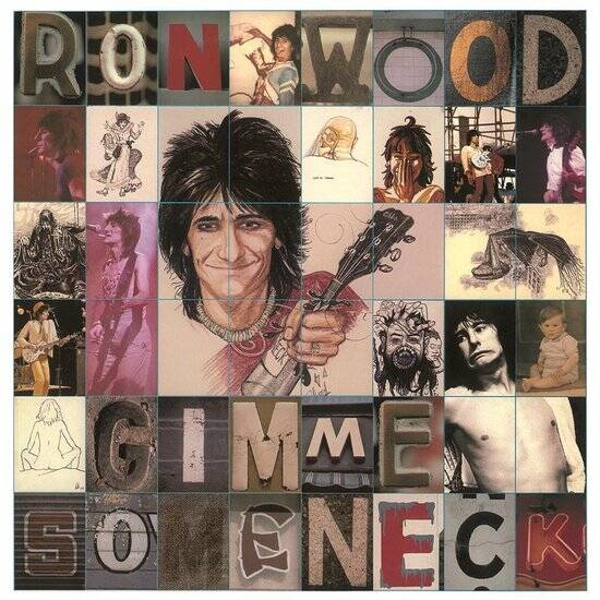 Ron Wood - Gimme Some Neck LP