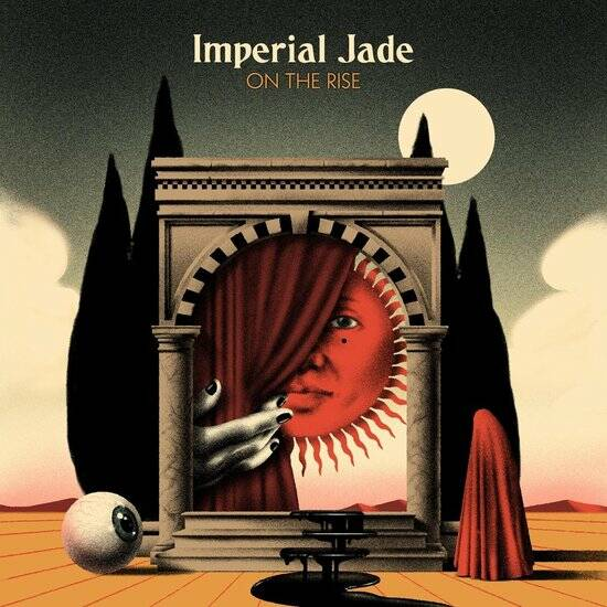 Imperial Jade - On The Rise LP