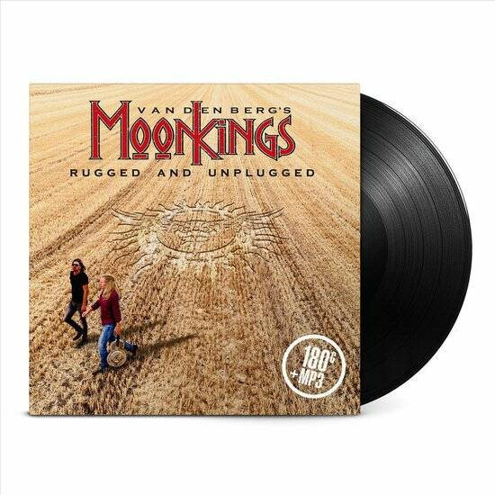Vandenberg's Moonkings - Rugged And Unplugged LP