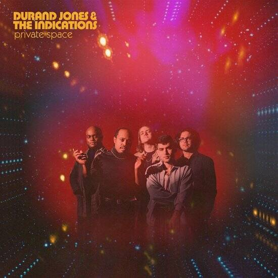 Durand Jones & The Indications Private space 1 X LP