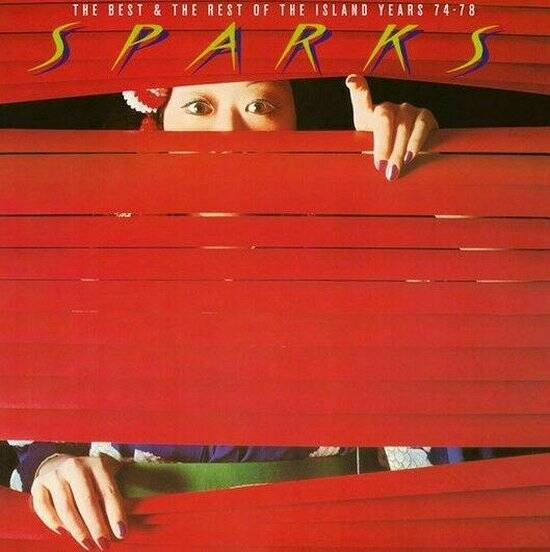 Sparks - The Best Of, The Rest Of LP