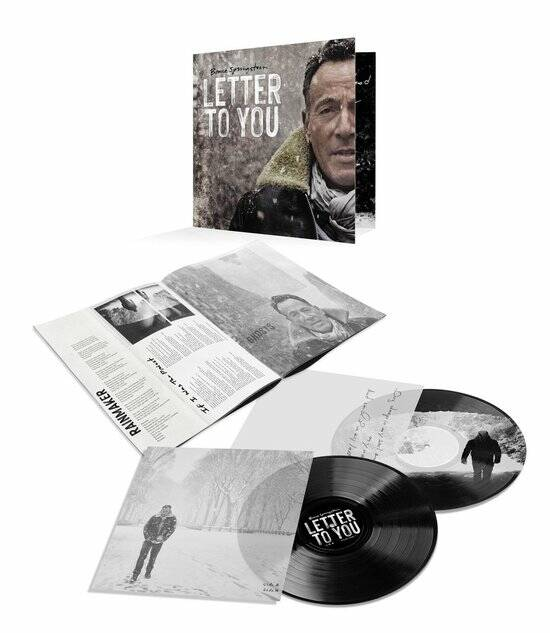 Bruce Springsteen - Letter To You LP