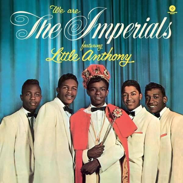 Little Anthony & The Imperials - We Are The Imperials (+ 5 Bonustracks) (180g) (Limited Edition) LP
