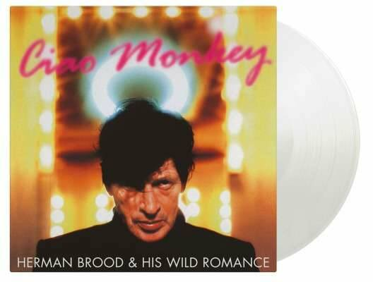 Herman Brood & His Wild Romance Ciao Monkey (20th Anniversary) (remastered) (180g) (Limited Numbered Edition) (Crystal Clear Vinyl) LP