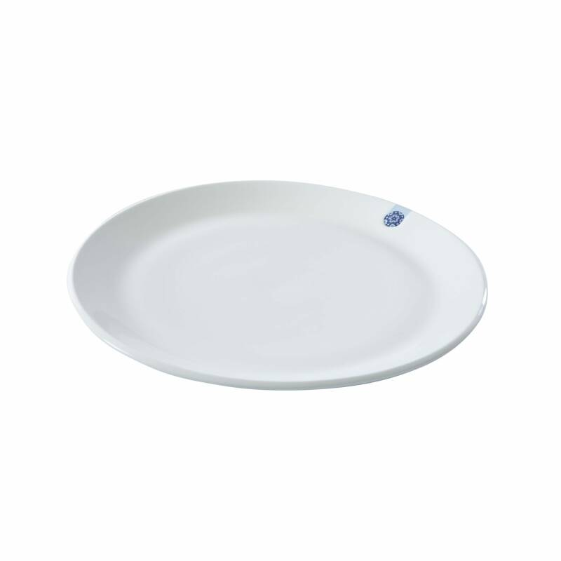 Royal Delft | Touch of Blue | Dinerbord | 27 cm.