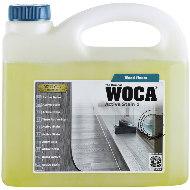 Woca Active Stain 4 2,5L