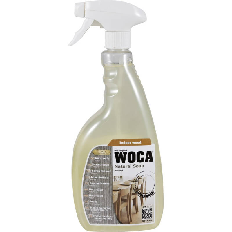 Woca zeep Wit spray 0.75 Liter
